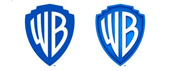 Warner Bros. unveils a revamped logo by Pentagram