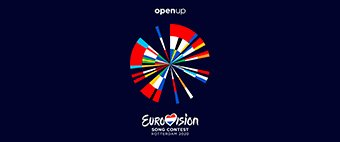 Eurovision 2020: All the flags in one logo