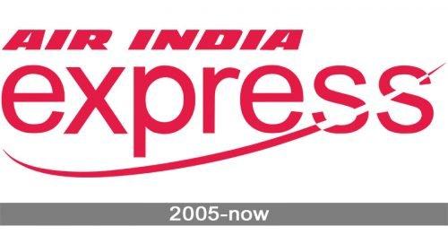 Air India Express Logo history