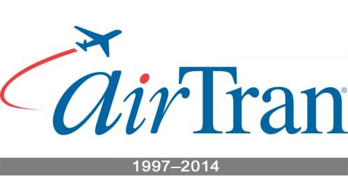 AirTran Airways Logo history