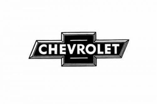 Chevrolet Logo 1934