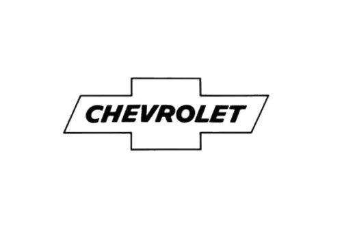 Chevrolet Logo 1960