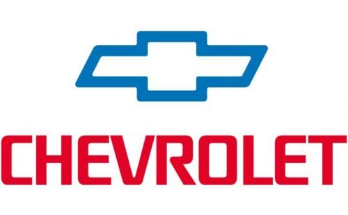 Chevrolet Logo 1985