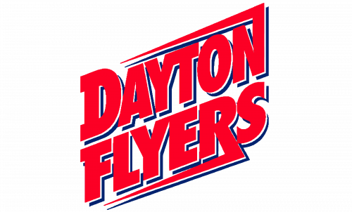 Dayton Flyers Logo-1995