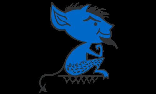 DePaul Blue Demons Logo-1979