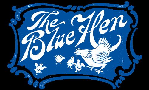 Delaware Blue Hens Logo-1939