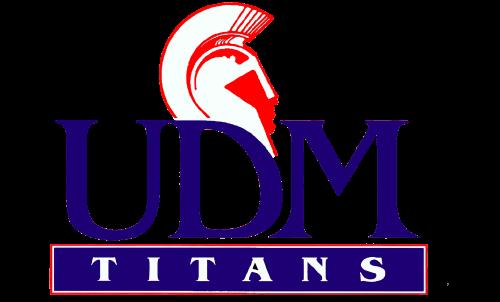 Detroit Titans Logo-1991
