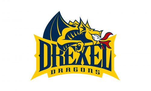 Drexel Dragons Logo