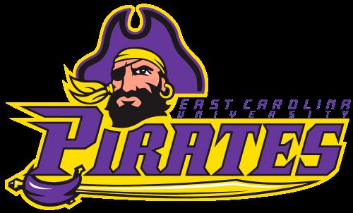 East Carolina Pirates Logo-1999