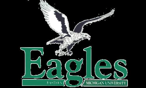 Eastern Michigan Eagles Logo-1991