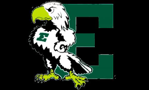 Eastern Michigan Eagles Logo-1995