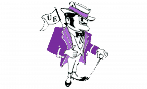 Evansville Purple Aces Logo-1977