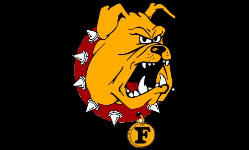 Ferris State Bulldogs Logo-1993