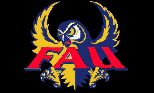 Florida Atlantic Owls Logo-1994