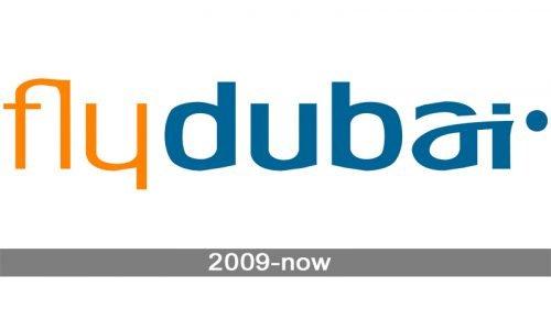 Flydubai Logo history