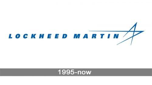 Lockheed Martin Logo history