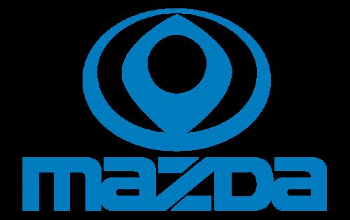 Mazda Logo-1992