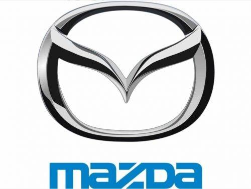 Mazda Logo 1998
