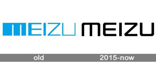 Meizu Logo history