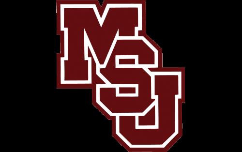 Mississippi State Bulldogs Logo-1986