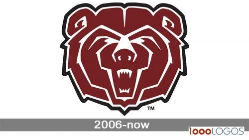 Missouri State Bears Logo history