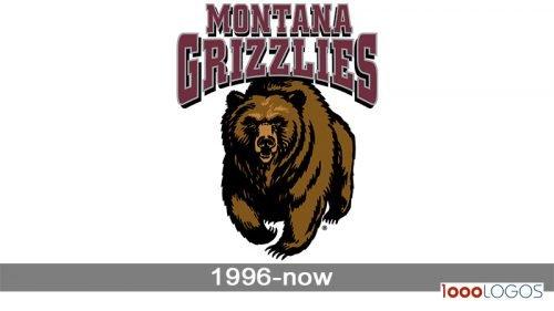 Montana Grizzlies Logo history