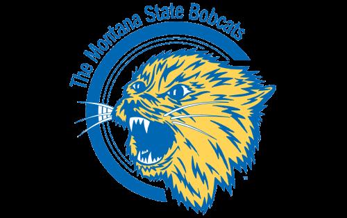 Montana State Bobcats Logo-1960