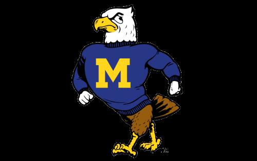 Morehead State Eagles Logo-1986
