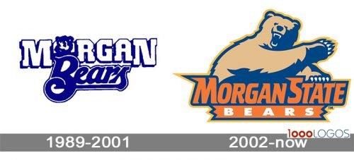 Morgan State Bears Logo history