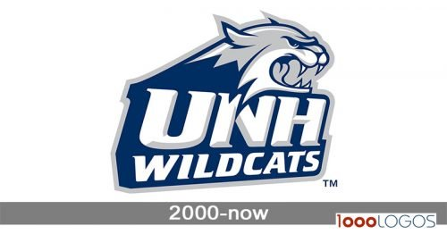 New Hampshire Wildcats logo history