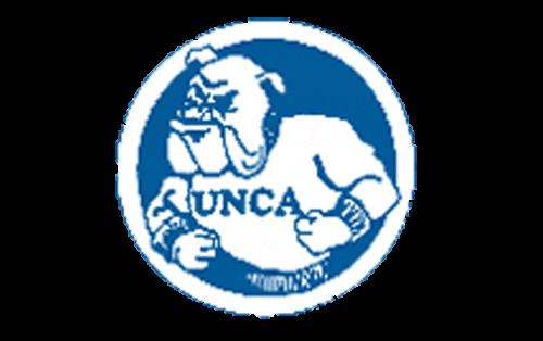 North Carolina Asheville Bulldogs Logo-1982