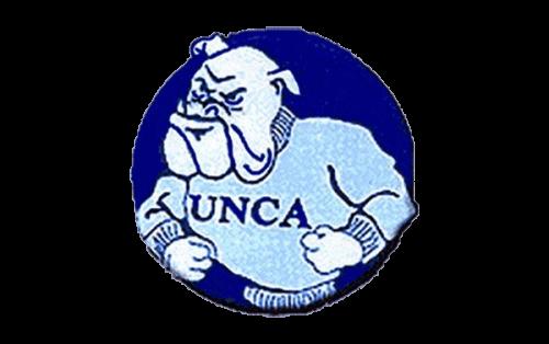 North Carolina Asheville Bulldogs Logo-1989