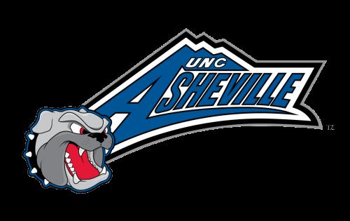 North Carolina Asheville Bulldogs Logo-1998