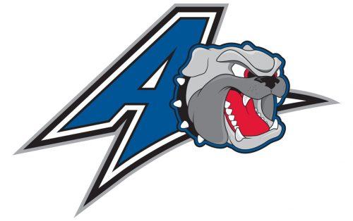 North Carolina Asheville Bulldogs Logo