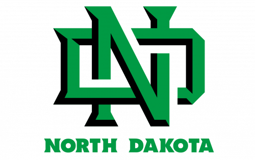 North Dakota Fighting Hawks Logo-2012