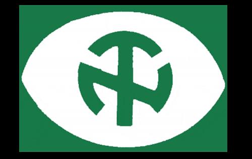 North Texas Mean Green Logo-1968