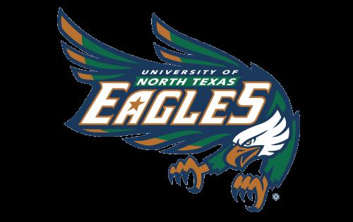 North Texas Mean Green Logo-1995