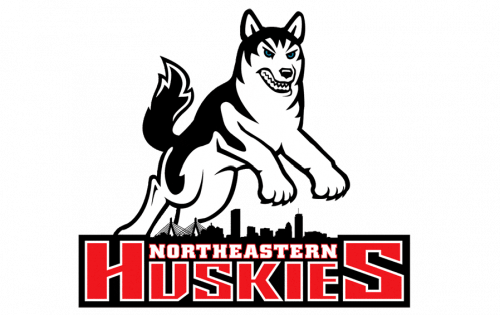 Northeastern Huskies Logo-2001