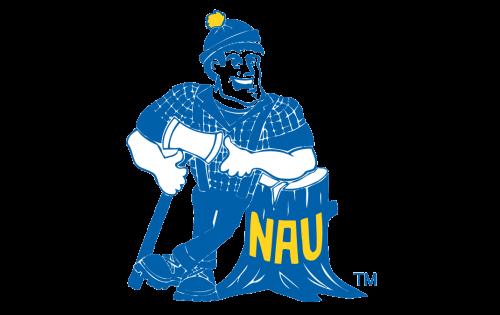 Northern Arizona Lumberjacks Logo-2000