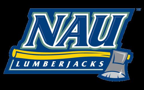 Northern Arizona Lumberjacks Logo-2005