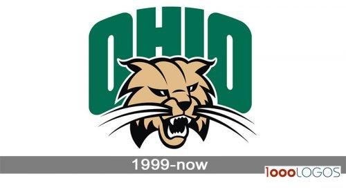 Ohio Bobcats logo history