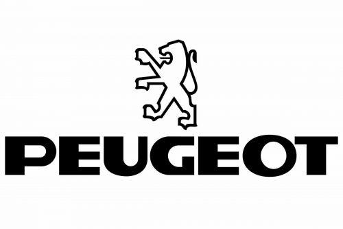 Peugeot Logo 1975