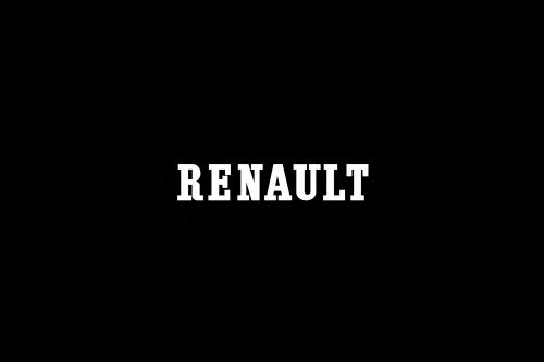 Renault Logo 1930