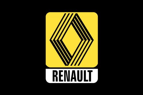 Renault Logo 1973