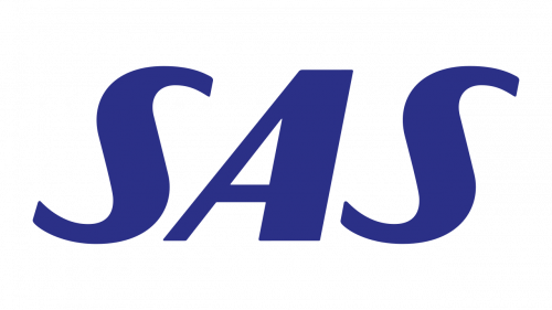 Scandinavian Airlines System Logo