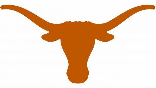 Texas Longhorns Logo 1961