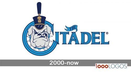 The Citadel Bulldogs Logo history