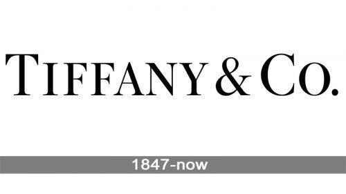 Tiffany & Co Logo history