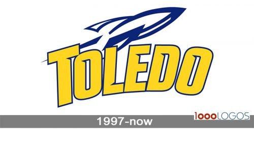 Toledo Rockets Logo history