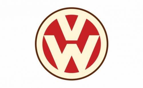 Volkswagen Logo 1945
